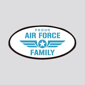 Proud Air Force Family W Patches