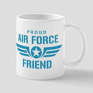Proud Air Force Friend W Mug