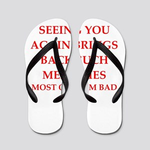 memories Flip Flops