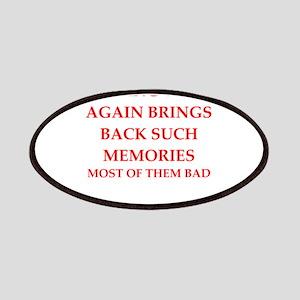memories Patch