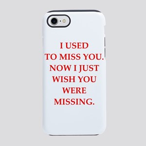 missing iPhone 7 Tough Case