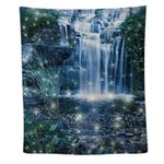 Magic Waterfall Wall Tapestry