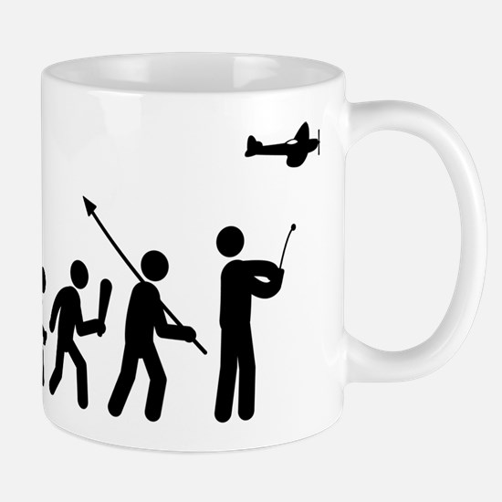 RC Airplane Mug