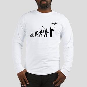 RC Airplane Long Sleeve T-Shirt