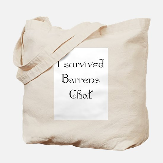 WOW Barrens Chat Tote Bag
