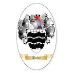 Barley Sticker (Oval 50 pk)
