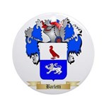 Barletti Ornament (Round)