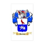Barletta Sticker (Rectangle)