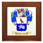Barletta Framed Tile