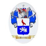 Barletta Ornament (Oval)