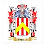 Barkham Square Car Magnet 3