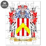 Barkham Puzzle