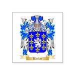 Barker Square Sticker 3