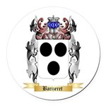 Barizeret Round Car Magnet