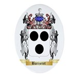 Barizeret Ornament (Oval)