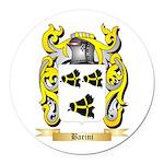 Barini Round Car Magnet