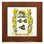 Barini Framed Tile