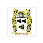 Baring Square Sticker 3