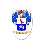 Barillot 20x12 Oval Wall Decal