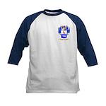 Barillier Kids Baseball Jersey