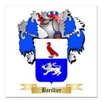 Barillier Square Car Magnet 3