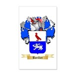 Barillier 20x12 Wall Decal