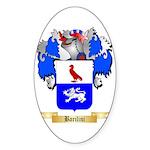 Barilini Sticker (Oval 10 pk)