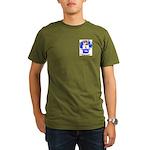 Bariletti Organic Men's T-Shirt (dark)