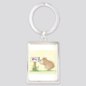 The WeePoppets® Portrait Keychain