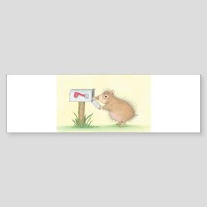 The WeePoppets® Bumper Sticker