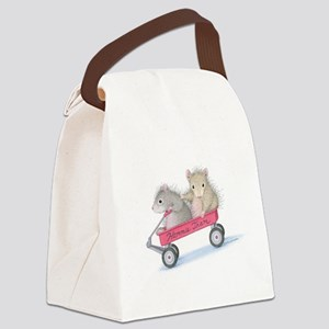 The WeePoppets® Canvas Lunch Bag