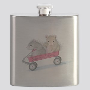 The WeePoppets® Flask