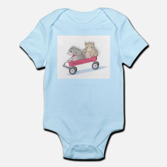 The WeePoppets® Body Suit