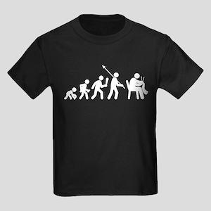 Knitting Kids Dark T-Shirt
