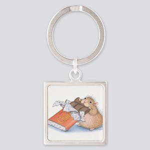 The WeePoppets® Square Keychain