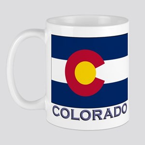 Colorado Flag Gear Mug