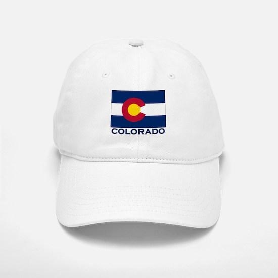 Colorado Flag Merchandise Baseball Baseball Cap