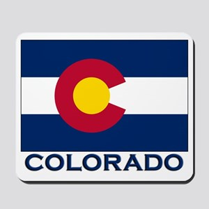 Colorado Flag Merchandise Mousepad