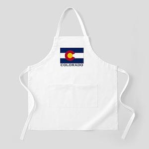 Colorado Flag Merchandise BBQ Apron