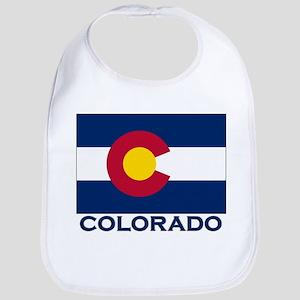 Colorado Flag Merchandise Bib