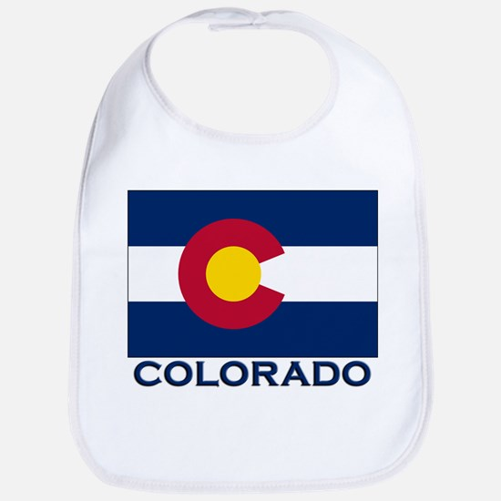Colorado Flag Merchandise Bib