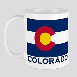 Colorado Flag Merchandise Mug