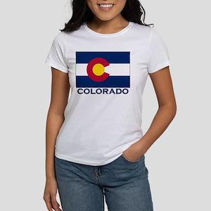 Colorado Flag Merchandise Women's T-Shirt