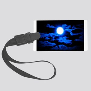 Once, In a Blue Moon Luggage Tag
