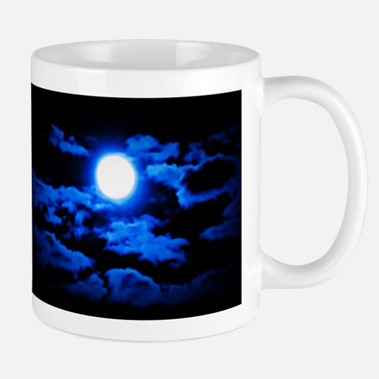 Once, In a Blue Moon Mug