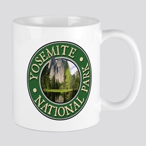 Yosemite - Design 2 Large Mugs