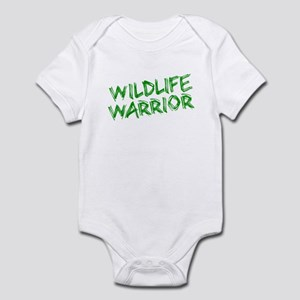 """Wildlife Warrior"" Infant Bodysuit"