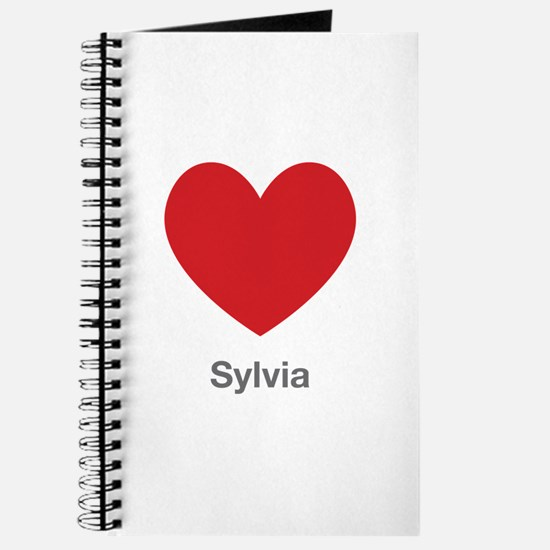 Sylvia Big Heart Journal