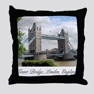 London Bridge Decorative Pillow