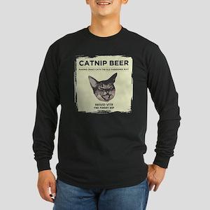 Catnip Beer Long Sleeve T-Shirt